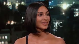 Kim Kardashian Was NAKED When Trump Called Her & Says Kanye Really Loves Trump