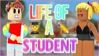 LIFE EINES STUDENTEN || ROBLOX BLOXBURG ft. FrauSpongey