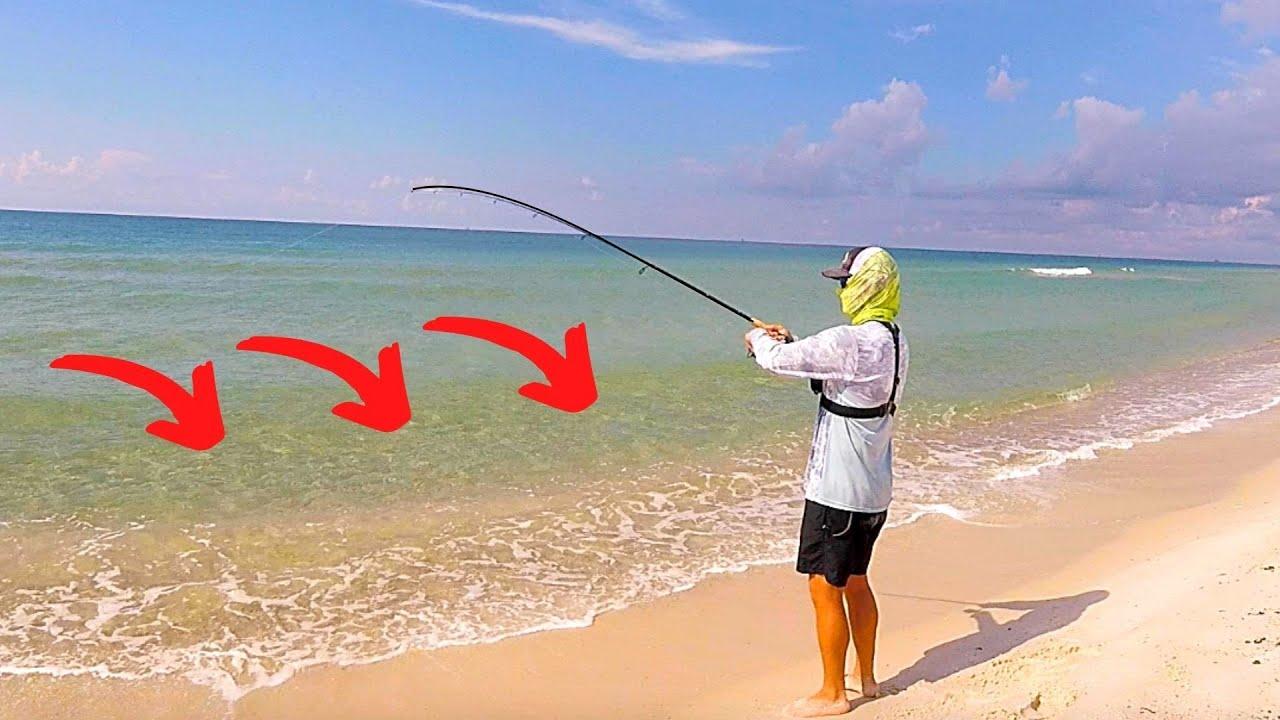 Sight Casting Pesky Fish and Tough Summer Fishing Tactics