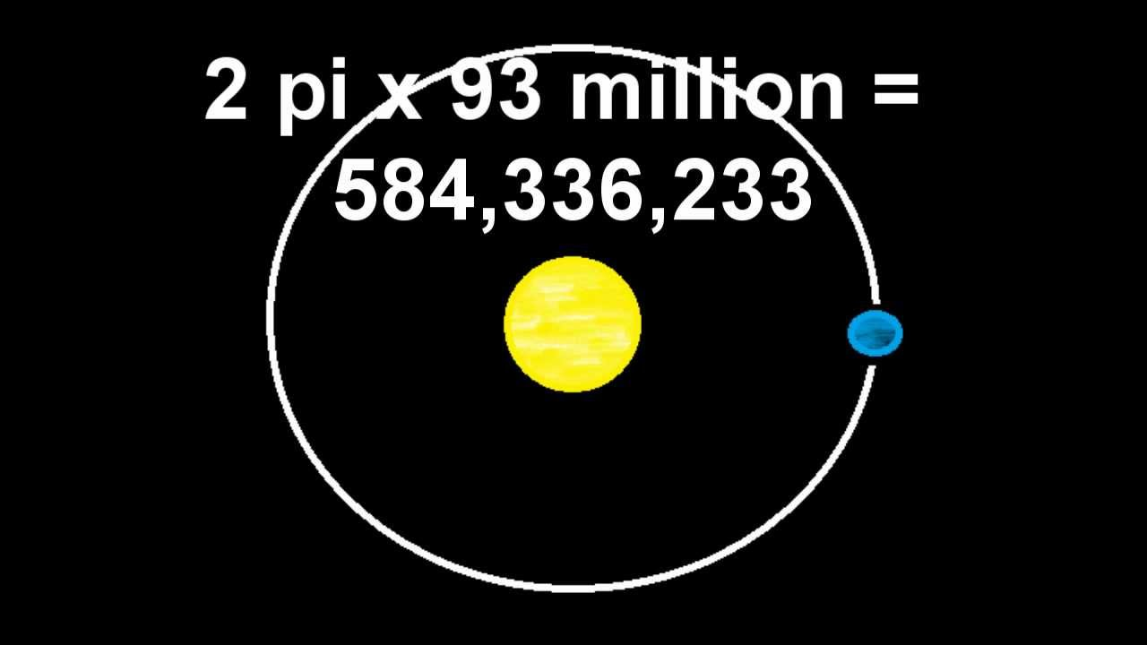 How many km. around the Earth If it is possible more precisely