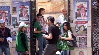 Syriens Opposition ruft zum Wahlboykott auf