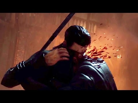 VAMPYR Trailer (PS4 / Xbox One)