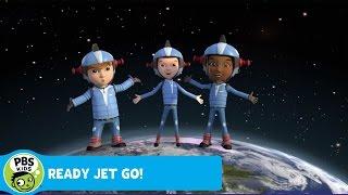 READY JET GO! | Gravity | PBS KIDS