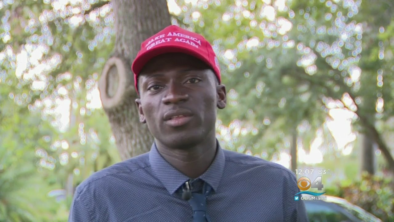 9035ef0ad4b Man Says He Was Harassed For Wearing Trump Hat At Cheesecake Factory ...