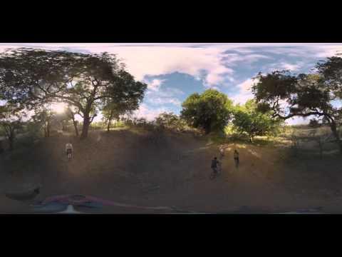 Biking at Sefapane Lodge and Safaris, 360 Video  - Photos of Africa