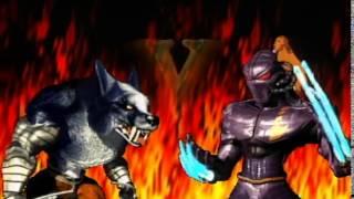 Killer Instinct Gold N64 Gameplay