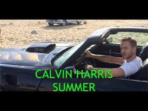 Calvin Harris Summer Audio Hd