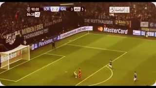 Umut Bulut - Schalke 2 - 3 Galatasaray.. (-3.GOL-) 12.03.2013