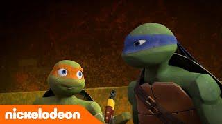 Черепашки-ниндзя | 1 сезон 16 серия | Nickelodeon
