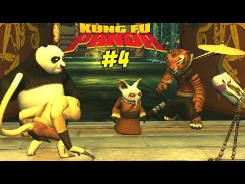 Улётное кунг-фу снова в деле! Зло приближается. Кунг-фу Панда. #4. Защитить дворец.