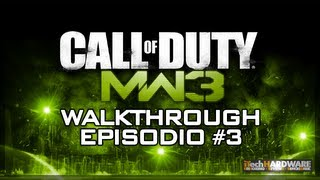 ▶ Call of Duty Modern Warfare 3 - ITA Campaign GamePlay HD - iTH Part 3