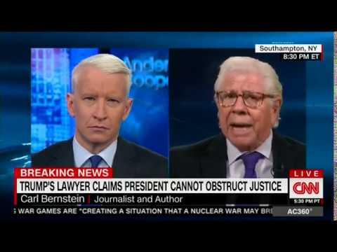 CNN's Bob Woodward Argues Trump Worse Than Nixon: At Least Nixon wasn't 'Incompetent'