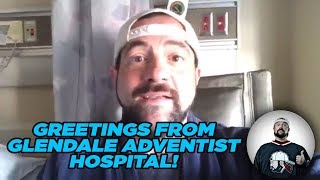 Greetings from Glendale Adventist Hospital!