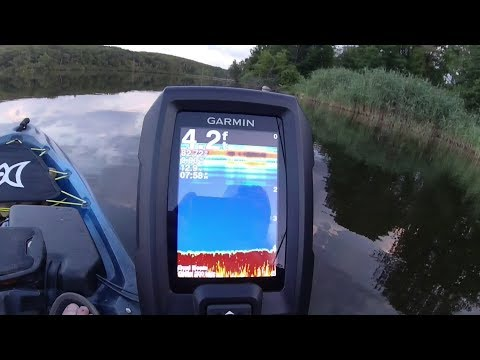 The FISHFINDER Era Has BEGUN! Palisades Series, Ep.4 (Lake Welch, Lake Kanawauke)
