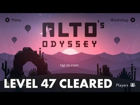 Alto's Odyssey - Level 47 Goals and Walkthrough