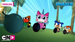 Unikitty | Last One There | Cartoon Network