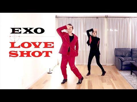 "EXO 엑소 ""Love Shot"" Dance Cover | Ellen And Brian"