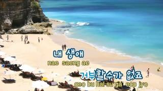 Fate by Lee Sun Hee (Karaoke w/Lyrics)