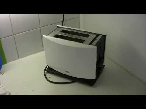 The Imperial March Played by a Toaster