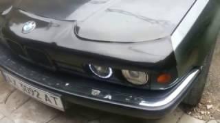 тачка на прокачку для Avtomana.BMW Е32 735i Тюнинг мухобойка своими руками