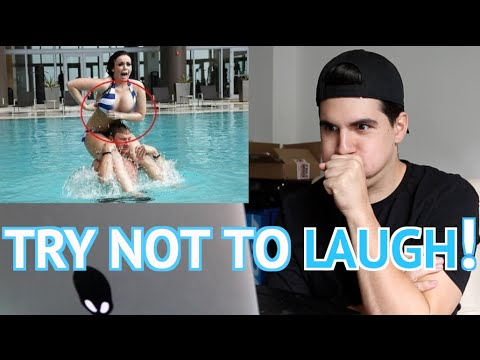 TRY NOT TO LAUGH CHALLENGE! 2