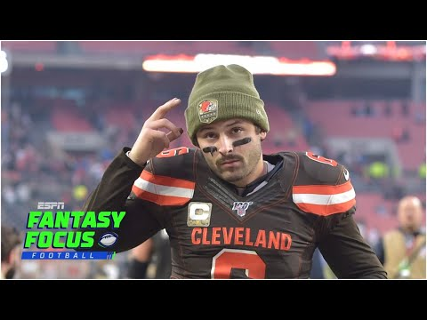 Fantasy Focus Live! TNF Preview