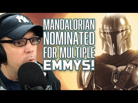 THE MANDALORIAN Nominated For MULTIPLE Emmys! - SEN LIVE #181 from YouTube · Duration:  2 hours 5 minutes 26 seconds