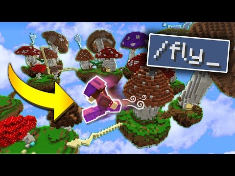 FLY HACKER GETS BANNED! (Minecraft Money Wars)