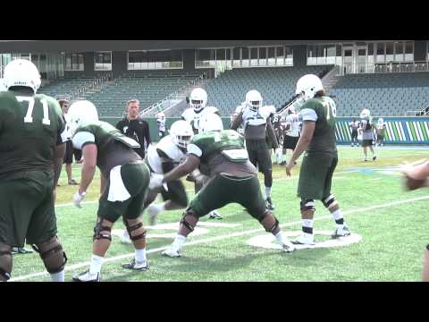 Tulane Football: Get To Know Freshman Offensive Lineman Leeward Brown