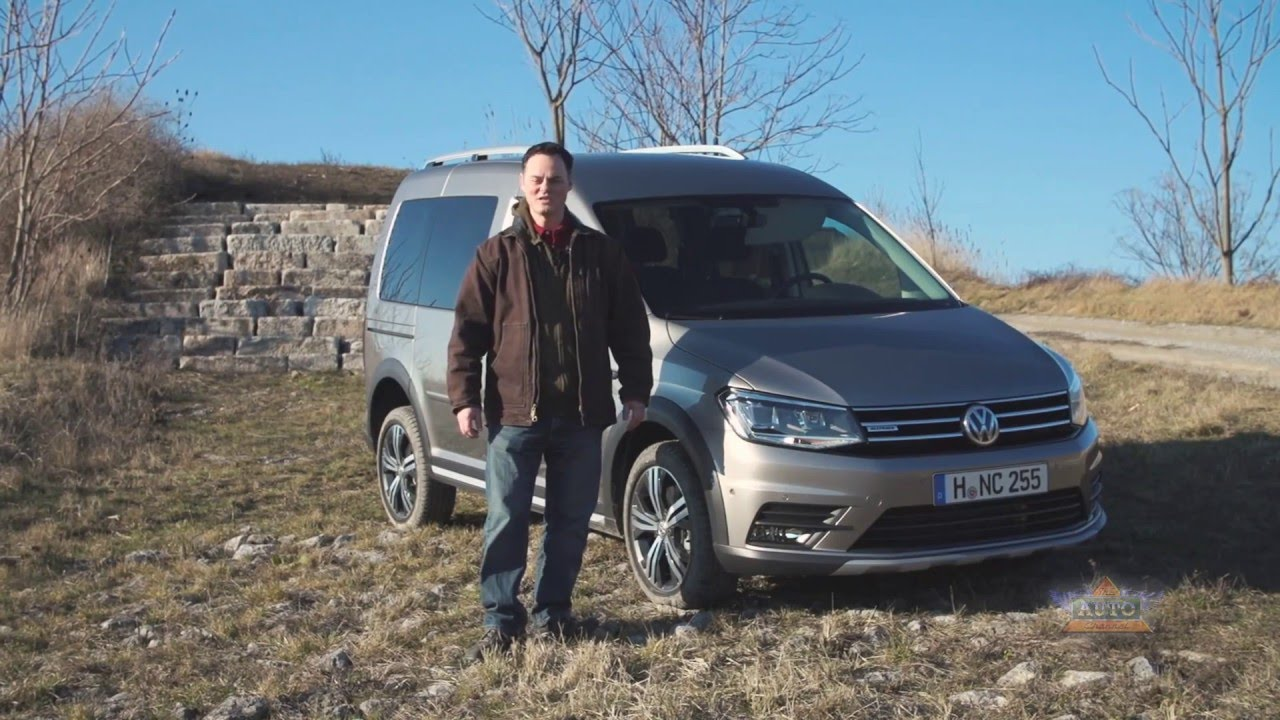 2016 vw caddy alltrack tdi 4motion test drive review youtube. Black Bedroom Furniture Sets. Home Design Ideas