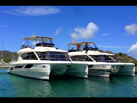 ▶ British Virgin Islands Bareboat Charters with MarineMax Vacations