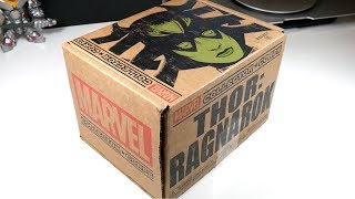 Unboxing Thor Ragnarok Subscription Box thumbnail