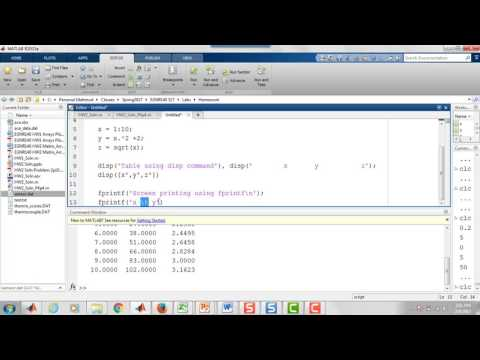 Bisection Method in MATLAB Code by Nahid Hasan