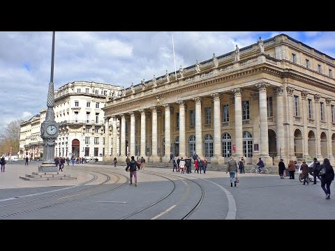 Ruta por Burdeos, Francia / Visit Bordeaux, France - City tour guide visita guía turismo viajes