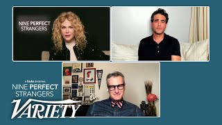 'Nine Perfect Strangers' Cast on Nicole Kidman Going Method