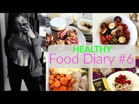 Gesundes, Fitness, FOOD DIARY #6 WORK EDITION