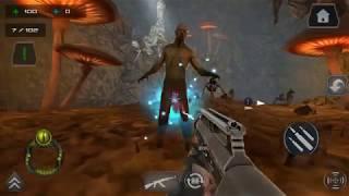 Zombie Shooter World War Star Battle Gun 3D FPS - level 11
