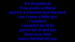 Repeat youtube video Eminem - Sing For The Moment [HQ Lyrics]