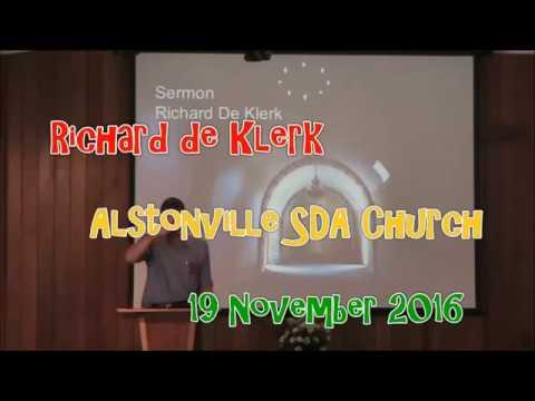 Richard de Klerk  The Father's Gift