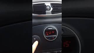 Problème clim Clio 3 de 2006
