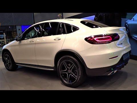 2020 Mercedes Glc 300 4matic Coupe Interior Exerior