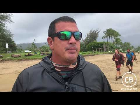 """""""Everything I Own Is Gone"""" Hanalei Residents Talk About Recovery After Flooding"""
