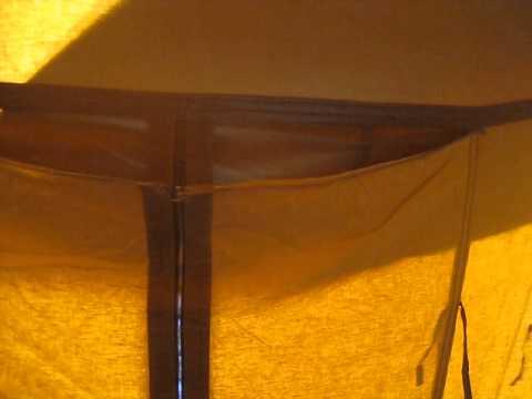 Sears Vintage Canvas Tent