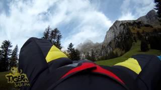The Crack - Wingsuit proximity by Tigern Odd-Martin