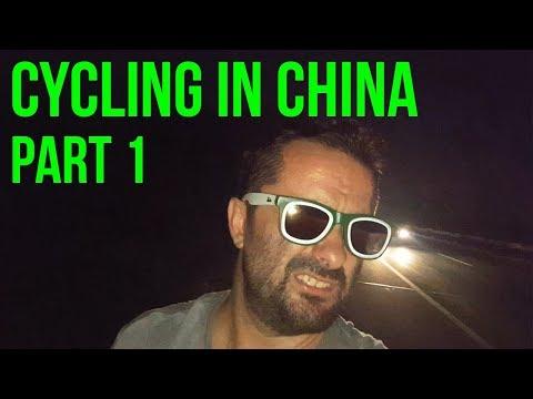 Cycling In China - Nanjing To Shanghai (Day 1)