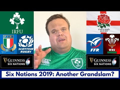 Six Nations 2019: Will we see another Grand slam?