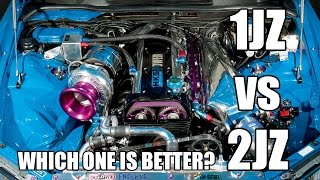 1JZ Vs 2JZ: Which One Is Better?