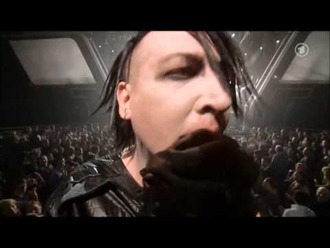 Marilyn Manson feat. Rammstein - Beautiful People (HD) by Nahiem