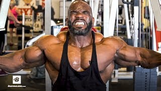 Controlled Demolition Chest Workout | IFBB Pros Johnnie O Jackson & Manuel Romero