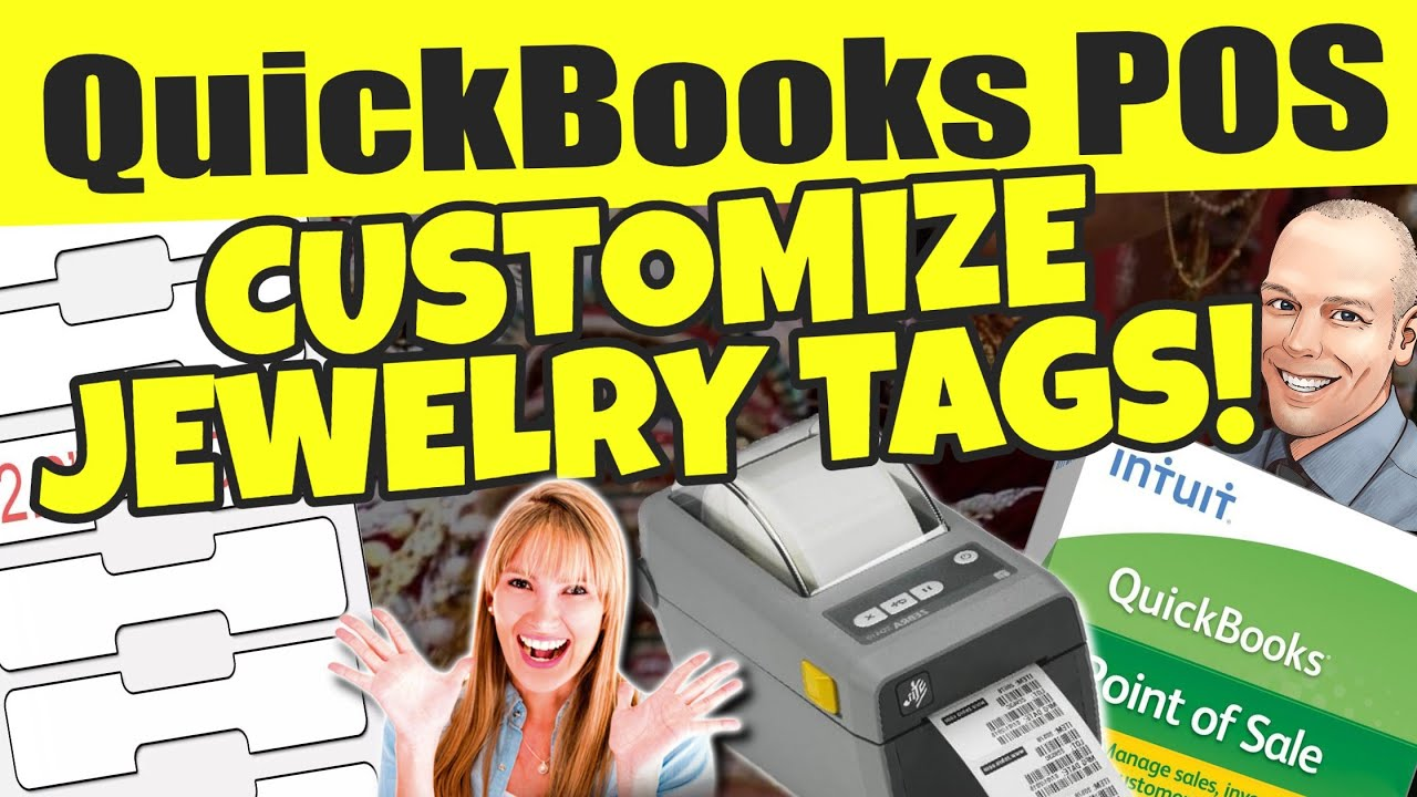 QuickBooks POS: Customize Jewelry Tags